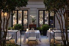 Fine Dining Restaurant   Mandarin Oriental Hotel, Milan