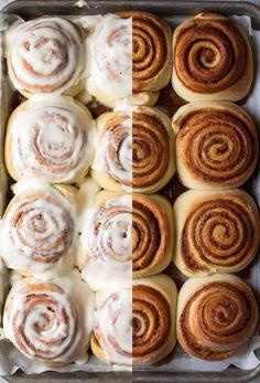 Cinnabon Cinnamon Rolls, Best Cinnamon Rolls, Cinnamon Recipes, Baking Recipes, Dessert Recipes, Homemade Cinnamon Rolls, Pioneer Woman Cinnamon Rolls, Cinnamon Bread, Best Cinnamon Roll Recipe