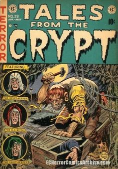 Tales from the Crypt #29