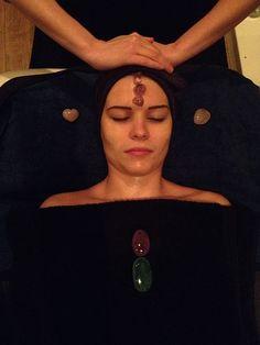 Reiki and Crystal Therapy!