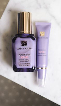 A skincare favorite: Perfectionist CP+R Wrinkle Lifting/Firming Serum (with Perfectionist Line Smoother)