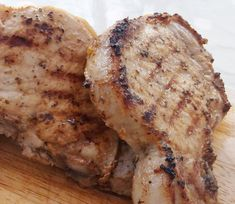 Pork Chops with Lemon and Oregano - Easy Peasy Foodie