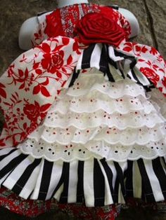 Up today onlyParis RoseGorgeous Whimsical and Retro by Twirlicious, $75.00