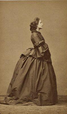 Pierre-Louise Pierson, c. 1868.