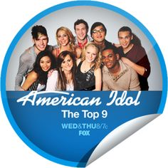 You're watching as the Top 9 perform songs from their musical idols! Don't forget to VOTE for your favorites after the show. Share this one proudly. It's from our friends at AmericanIdol.com and FOX.