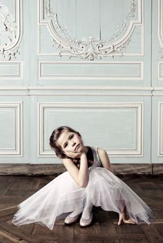 Dior winter 2011 a closer peek at kids fashion tutu ballerina look