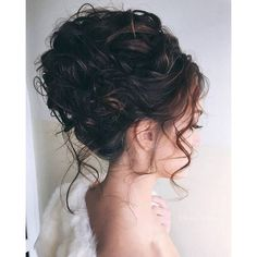 35 Wedding Updo Hairstyles for Long Hair from Ulyana Aster ❤ liked on Polyvore featuring beauty products, haircare and hair styling tools