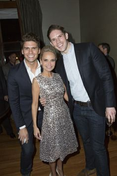 Exclusive Photo Coverage: Kristin Chenoweth's Carnegie Hall After-Party at New York's Palace Hotel
