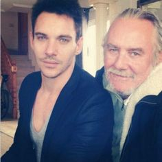 JRM and his dad