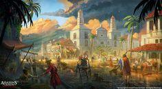 assassins creed 4 concept art - Buscar con Google