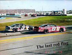 The Last Of The Good old days, Daytona 500, 2001 racing with Dale Jr-- -- #TheDaytona500