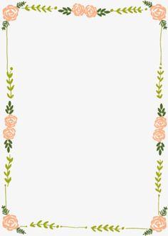 Frame Border Design, Boarder Designs, Page Borders Design, Photo Frame Design, Kids Background, Flower Background Wallpaper, Flower Backgrounds, Eid Crafts, Ramadan Crafts