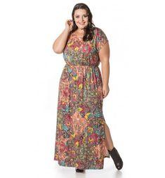 f05eb2248 12 melhores imagens de Looks Plus Size #plussize #fashion #moda ...