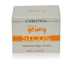 Christina Forever Young Repairing Night Cream Anti Age * Find out more about the great product at the image link. #beautyandmakeup