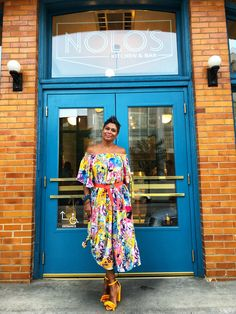 June Flowers and DK Fit | FashionistaOver40