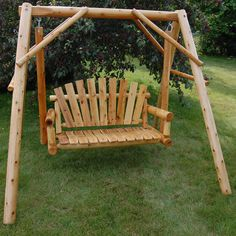 Moon Valley Adirondack 4 Ft. Swing And Frame