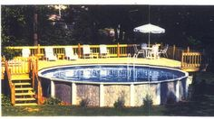 pool deck ideas outdoor-living