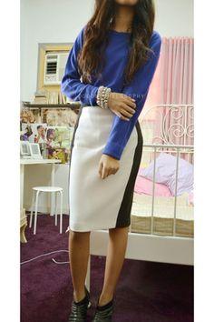 Fashionable work wear