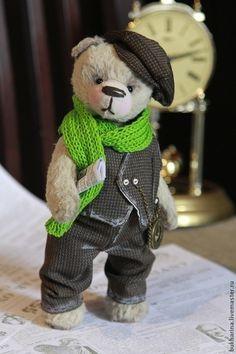 Мишка Тедди Ося. Handmade.