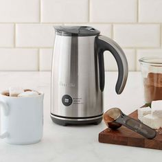 Breville Hot Chocolate and Milk Frother - $100