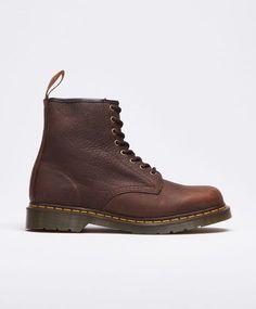 boots med snörning