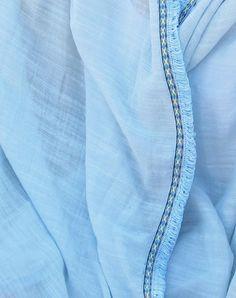 Fular de Lino - 9,45€ -CMK Pants, Fashion, Winter Time, Shawl, Ponchos, Accessories, Women, Trouser Pants, Moda