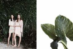 Patrick Demarchelier's lookbook for Zara's S/S 2014 collection