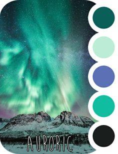 Auroric palette