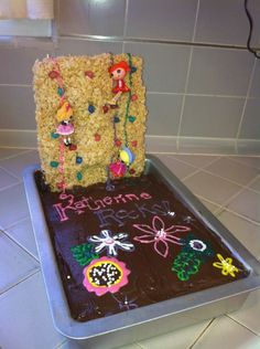 Check out this rock climbing cake my friend made!  ... Uploaded with Pinterest Android app. Get it here: http://bit.ly/w38r4m