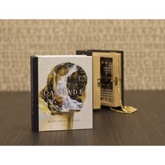 doob.vosk — Wooden Book Clutch