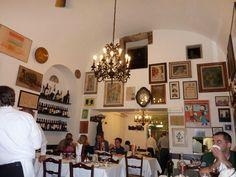 Trattoria Camillo in Firenze, Toscana
