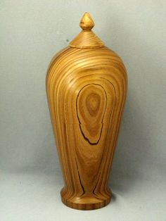 Russian Olive cremation urn, by MagnussenWood (Jonny Magnussen) on etsy. Autumn Olive, Cremation Urns, Trees, Jar, Unique Jewelry, Wood, Handmade Gifts, Vintage, Etsy