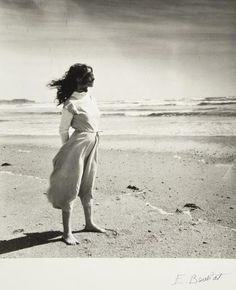 Édouard Boubat, Lella, Bretagne, 1947