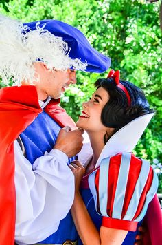 Snow White and the Prince | Flickr