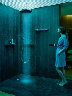 #bathroomdesign #interiordesign #bathroom #bathroomdecor Shower Fixtures, Shower Systems, Rain Shower, Shower Heads, Bathroom Inspiration, Bathroom Bath, Bath Remodel, Interior Design, Save Water