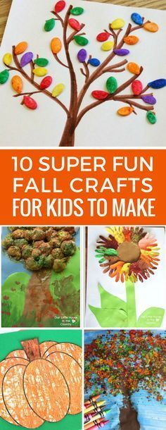 Oh these easy Fall crafts for kids look brilliant - can't wait to try the cotton wool tree! Thanks for sharing!