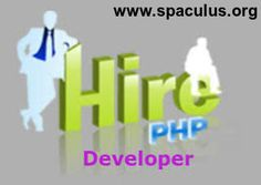 Looking to Hire Dedicated PHP Developers? Contact @Spaculus. Best Partner for your all your Web Solutions & on-going projects.