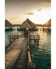 Zanzibar, lune de miel, voyage de noces