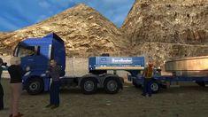 Review Euro Truck Simulator 2 Heavy Cargo DLC Pack Euro, Truck, The Originals, Amazon, Youtube, Riding Habit, Trucks, Youtubers, Youtube Movies