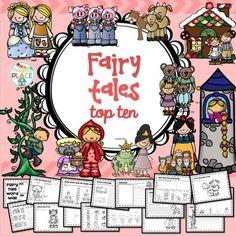 Fairy Tales – Top Ten Choose what best suits your grade and their teaching and learning needs. You might decide to focus on a few of these Fairy Tales or the whole lot!