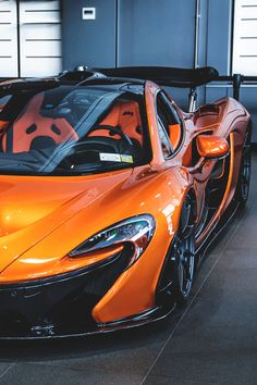 Lumia Orange MSO Mclaren P1