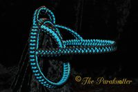 """#Paraknotter #Handmade #Paracord #Dogs #Adjustable #Dogharness """"Charley"""""""