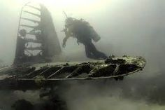 old war planes discovered underwater - Yahoo Image Search Results