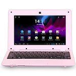 10.1 inch 1088 Android 4.2 Netbook WM8880 Dual Core 1.5GHz WSVGA Screen 4GB ROM WIFI Camera