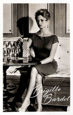 https://flic.kr/p/Cp9EuL | Brigitte Bardot | Dutch postcard by Takken, Utrecht, no. 3059. Photo: publicity still for Et Dieu... créa la femme/...And God Created Woman (Roger Vadim, 1956).   Brigitte Bardot (1934) was the sex kitten of the European cinema. During the 1950s and 1960s, she was every man's idea of the girl he'd like to meet in Paris.  For more postcards, a bio and clips check out our blog European Film Star Postcards Already over 3 million views! Or follow us at Tumblr or…