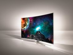 Samsung Announces Upgraded Game Service for Its Smart TVs - IoT Gadgets Tablet Apps, Journal Du Geek, Lg 4k, Curved Tvs, Science And Technology News, Technology Updates, Latest Technology, Samsung Smart Tv, Home Theater