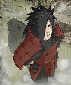 Uchiha madara Naruto shipuuden