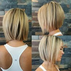 Blunt Bobs to Rock this Summer http://coffeespoonslytherin.tumblr.com/post/157338749267/hairstyle-ideas-i-love-this-hairdo-facebook