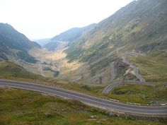 Transfagarasan Highway: Romania Built in the 1970s, this dynamite-forged highway defies the mountains that surround it, linking Transylvania and Walachia through a series of tunnels, bridges and viaducts. Top Gear was poetic about this highway, but still the Romanian gem is  relatively unperturbed by the motoring masses.