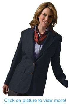 Ed Garments Women's Breast Pocket Blazer